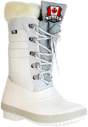 Pajar Debby Waterproof Faux Fur-Trim Boots