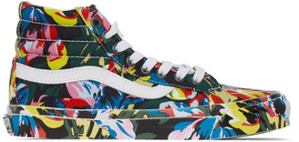 Kenzo Multicolor Vans Edition OG Sk8-Hi LX Sneakers