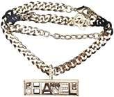 Chanel X Pharrell Williams Gold Metal Jewellery