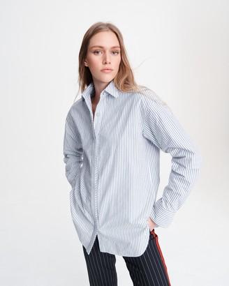 Rag & Bone Alina cotton poplin shirt