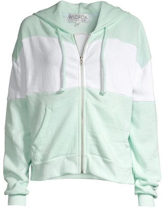 Wildfox Couture Marquis Colorblock Hoodie