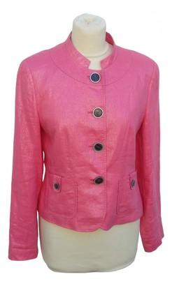 Gerry Weber Pink Linen Dresses