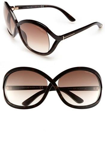 Tom Ford 'Sandra' 62mm Sunglasses