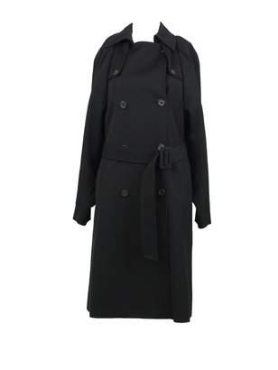 Maison Margiela \N Black Wool Coats