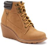 UNIONBAY Rapsody Women's Wedge Ankle Boots