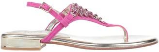 Twiggy Toe strap sandals