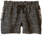 Little Marc Jacobs Resort - Lurex Shorts Panter Pockets Details Girl's Shorts