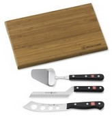 Wusthof Gourmet 4-Piece Cheese Knife Set