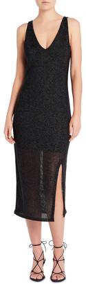 Sass & Bide Shimmer And Shine Knit Dress