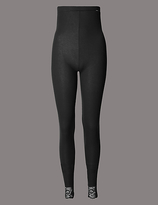 Autograph Silk & Modal Thermal Leggings