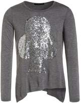 Sisley Long sleeved top dark grey