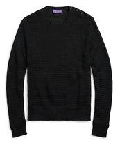 Ralph Lauren Linen-cotton Sweater