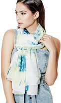 GUESS Summer Blooms Scarf