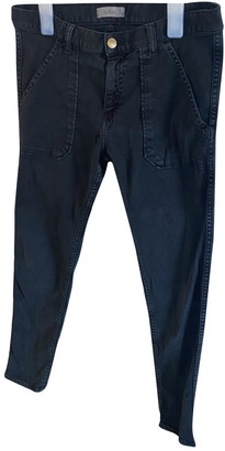 BA&SH Black Cotton - elasthane Jeans