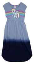 My Little Pony Girls' ; Maxi Dress - Blue