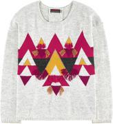 Catimini Viscose and wool sweater