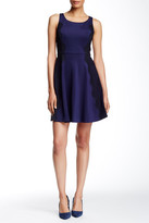 Jessica Simpson Lace Applique Sleeveless Dress