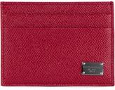 Dolce & Gabbana 'Dauphine' card holder - men - Leather - One Size