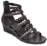 Rockport Women's Total Motion Gladiator Wedge Sandal