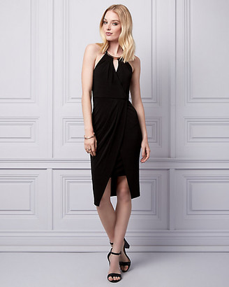 Le Château Jersey Wrap-Like Dress