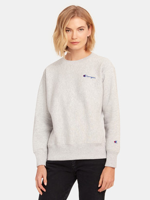 Small Script Crewneck Sweatshirt