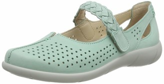 Hotter Women's Quake Wide Fit Mary Jane Flat