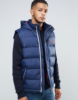 Tokyo Laundry Checked Gillet