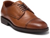 Allen Edmonds Broadview Cap Toe Leather Derby - Wide Width Available