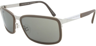 Porsche Design P8552 62Mm Sunglasses
