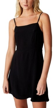 Cotton On Women's Woven Kendall Mini Dress