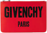 Givenchy Signature Logo pouch