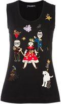 Dolce & Gabbana 'DG Family' tank top