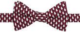 Tommy Hilfiger Men's Penguin Print To-Tie Bow Tie
