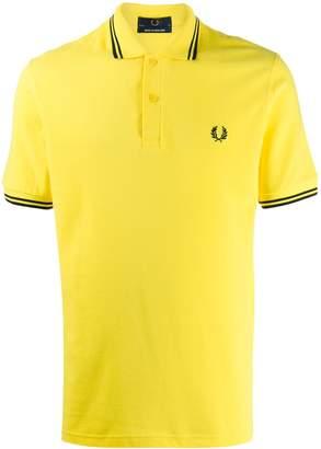 Fred Perry logo piqué polo shirt