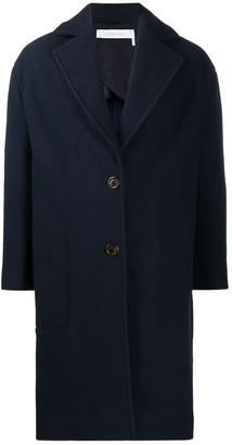See by Chloe Single-Breasted Fitted Coat