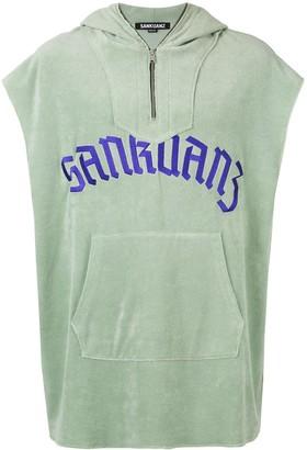 Sankuanz Branded Vest Sweater