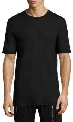 Helmut Lang Solid Cotton Tee