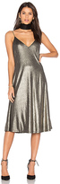 House Of Harlow x REVOLVE Iman Midi in Metallic Gold. - size XL (also in )