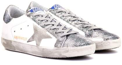 Golden Goose Exclusive to mytheresa.com – Superstar leather sneakers