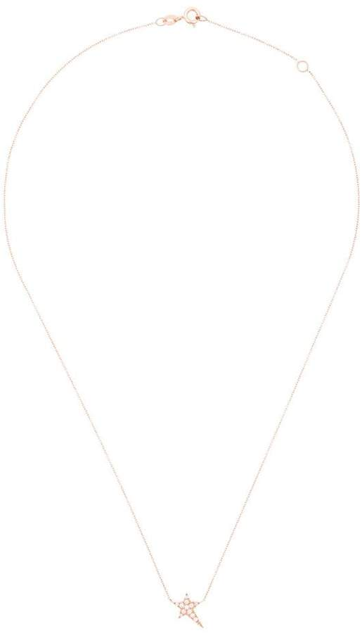 Diane Kordas diamond star charm necklace