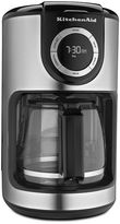 KitchenAid KCM1202OB 12-cup Programmable Coffee Maker