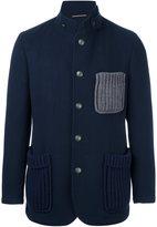 Roda knitted pocket blazer
