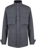 Victorinox Men's Highlander VII Wool Field Jacket