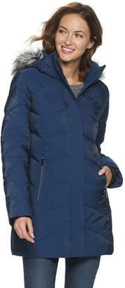 ZeroXposur Women's Freya Heavyweight Shimmer Coat
