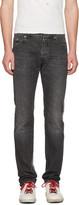 Maison Margiela Black Ash Jeans