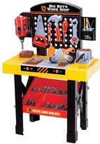 World tech toys Big Boy's Work Shop 54-pc. Tool Bench Set by World Tech Toys