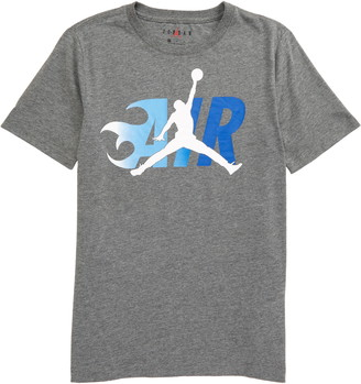Jordan Air Flame Graphic Tee