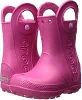 Crocs Handle It Rain Boot Girls Shoes