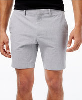 Michael Kors Men's Bengal Stripe Texture Shorts