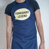 Dialectable Yorkshire Legend Apron